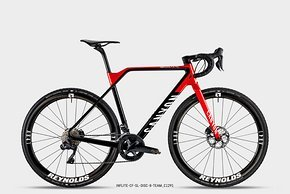 Canyon Inflite CF SL Disc 8.0 Team