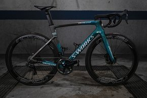 Das Specialized S-Works Venge Disc von Peter Sagan