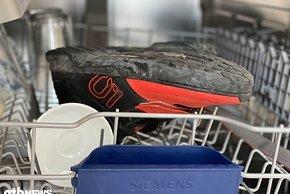 Wichtig ist eine sanfte Lagerung der Schuhe
