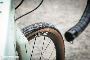 Boomerang-Profil, Addix-Race Mischung und Souplesse-Karkasse