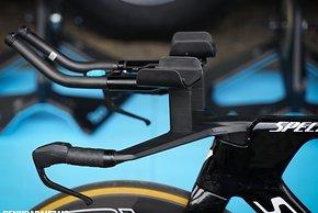 Das Cockpit des neuen Shiv TT von der Seite