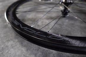 Die Campagnolo Bora-Laufräder werden in Europa produziert