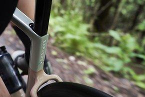 Wie gehabt setzt 3T auf Kamm Tail-Profile für die Aerodynamik