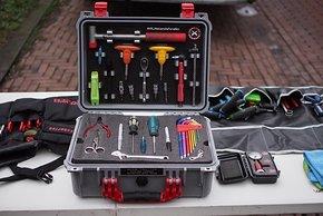 Werkzeugbox von Adam Trotter