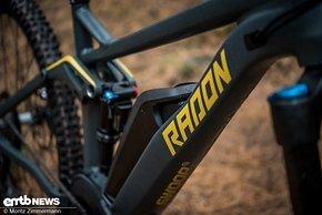 Radon setzt weiterhin bei seinen E-Mountainbikes auf den …