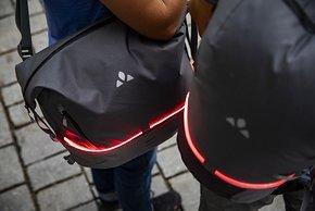 Urbane Taschen und Rucksäcke