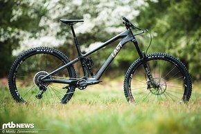 Paukenschlag im Frühjahr: Last Bikes stellt mit dem Tarvo das erste Carbon-Bike der Firmengeschichte vor.