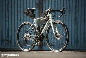 """Im Bikestage-Video erfahrt ihr mehr über die Bikepacking-Taschen – ein """"Ausprobiert""""-Bericht folgt."""