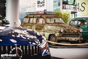 Alt und rostig ... Sinnbild der Verbrenner-Automobilbranche?