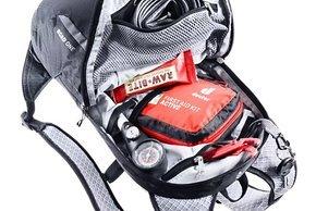 ...ist der ideale Rucksack für eine längere Tour mit dem Rennrad