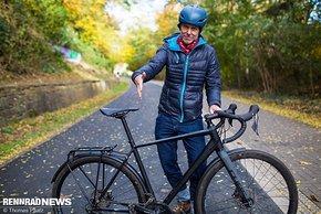 Warum überhaupt so ein Commuter Rennrad kaufen?