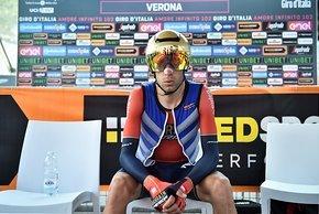 Vincenzo Nibali konnte das Ziel Giro Sieg nicht erreichen