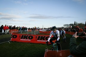 Sascha Weber fuhr ein starkes Rennen