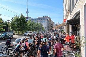 Official Rapha Women's 100 Ride Berlin by Steffen Weigold-6