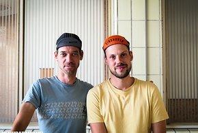 Ein Duo von St. Joris Cycles aus NL
