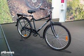 Das sinnvollste Bike der Messe