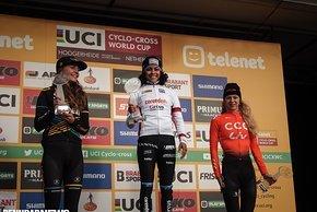 Ceyline del Carmen Alvarado gewinn der Gesamtweltcup der U23 Frauen