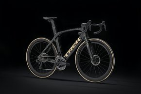 Madone in Sweet GoldLeaf ICON