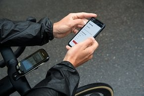 Die Nutzung der Cannondale App erfordert eine Registrierung