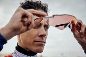 Shimanos neue Ridescape-Technologie bietet Brillengläser für jedes Einsatzgebiet.