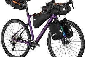 Für Bikepacking will das Gravel Bike aus St. Pauli ebenso besser vorbereitet sein...