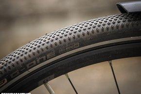 Felgen und Reifen sind nicht Tubeless Ready