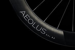 Bei den Aeolus RSL Laufrädern verbaut Bontrager die beste Carbonqualität.