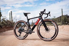 3T Exploro in Gravel Set-up