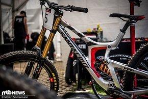 Das Santa Cruz Syndicate startete den 29er-Hype vor ziemlich genau einem Jahr und bleibt den großen Laufrädern auch weiterhin treu!