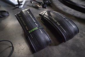 Bei den Reifen setzen die Franzosen auf Pirelli