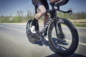 Das neue Canyon Speedmax CFR TT Disc ist eine komplette Neuentwicklung.