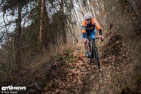 Trails machen uns mit dem Creo SL richtig viel Spaß!