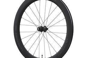 Die neuen Carbon-Laufräder haben die identischen Felgen wie die Shimano Dura Ace-Pendants