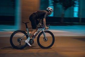 Das neue BH Ultralight soll Aerodynamik und niedriges Gewicht in einem Rennrad vereinen.