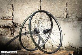 Der neue WTB CZR i23 Gravel-Laufradsatz soll Robustheit und geringes Gewicht vereinen