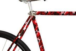 Mooxie-Bike Coral Camouflage Folie – gesehen bei Amazon für 23,90 €