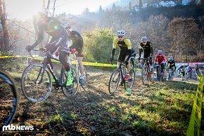 Cyclocross-Rennen erfreuen sich wie auch Gran Fondos immer größerer Beliebtheit