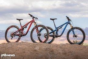 29 Zoll oder 27.5+ – Das Trail 429 nimmt beide Laufradgrößen