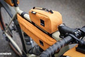 Wasserdichte Gramm Tourpacking Taschen aus robustem XPac Material