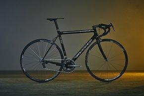 Das Projekt 3.7 war das erste Superleicht-Rennrad mit 3,7 Kilo