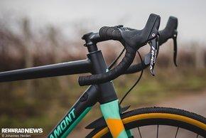 Die SRAM Apex ist an Gravel Bikes im Einstiegssegment häufig zu finden