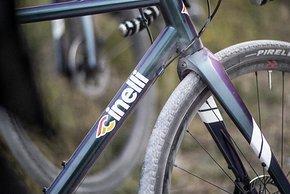 Aus Stahl gefertigt stellt das Nemo Tig für ein Gravel-Bike eher die Außnahme dar.