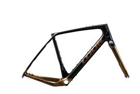 Das Look 765 Gravel RS Rahmenset in Champagne Carbon Glossy ...