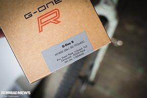 Zum Test kam der G One R Reifen in 40-622