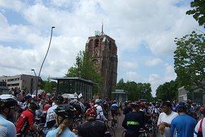Der schiefe Turm von Leeuwarden 2017