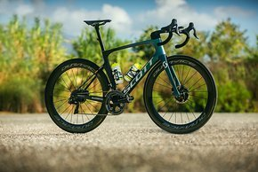 Mitchelton-Scott fährt das Foil bei der Tour de France