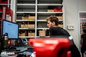 In einer speziellen Online-Datenbank können für die Qualitätssicherung relevante Fälle dokumentiert werden und stehen den Ingenieuren so sofort zur Verfügung