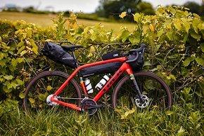 Das neue Trek Checkpoint debütiert mit einer progressiveren Geometrie und mehr Möglichkeiten fürs Bikepacking