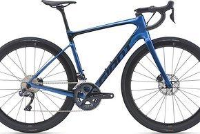 Das Giant Defy zählt zu den komfortabler ausgelegten Endurance Bikes