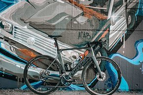 Unicorncycling mag Graffiti